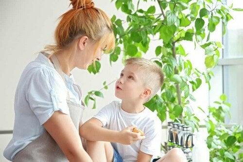 Modello educativo genitoriale.