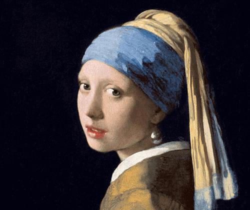 Vermeer e la ragazza con l'orecchino di perla