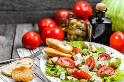 La dieta mediterranea: 3 benefici per la salute