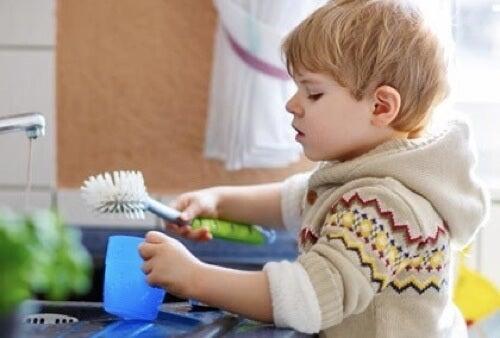 Responsabilizzare i bambini e perché