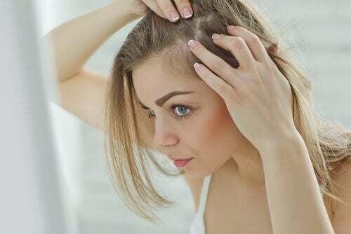 Stress e caduta dei capelli
