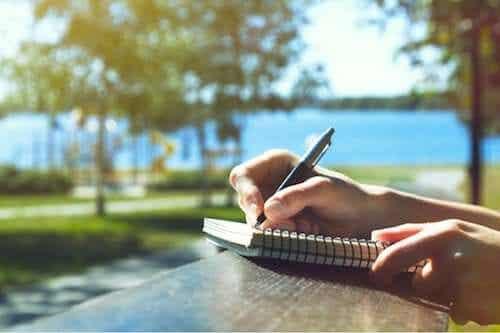 La scrittura migliora la salute mentale