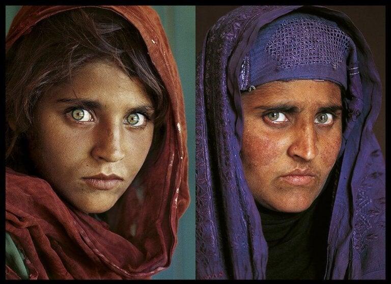 La ragazza afgana di National Geographic