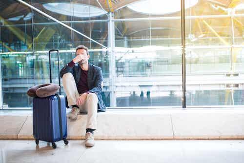 Viaggi lunghi e jet lag.